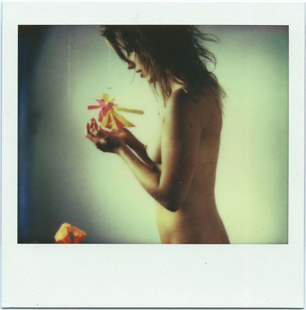 Wonderless Artistic Nude Artwork by Model VexV oir