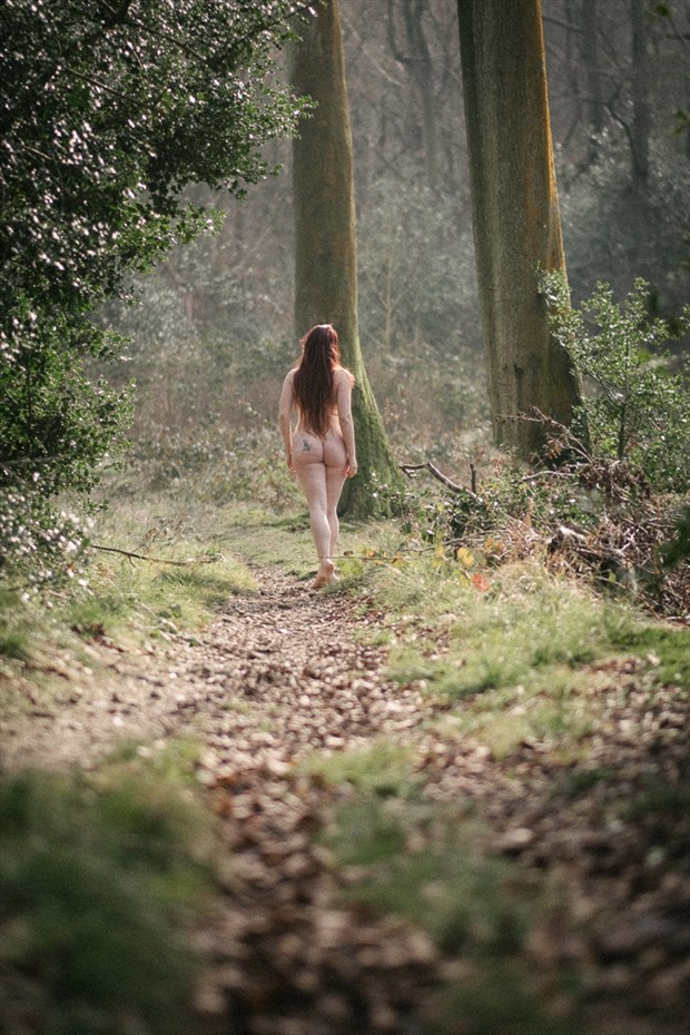 Woodland Roswell Artistic Nude Photo by Photographer DJR Images