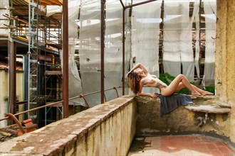 Work Site Artistic Nude Photo by Photographer Aspiring Imagery