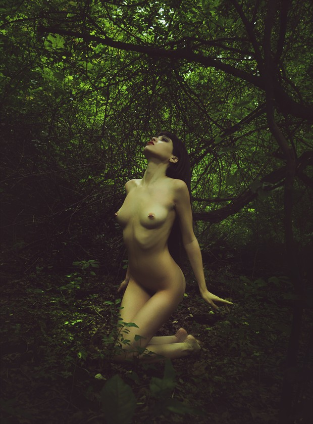 Worship Artistic Nude Photo by Photographer JMAC