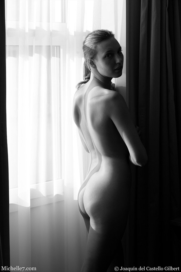 Yelena @ the Window Artistic Nude Photo by Photographer Michelle7.com