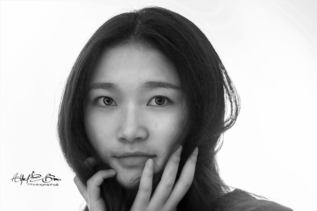 Yilia Portrait Photo by Photographer aebrownphotography