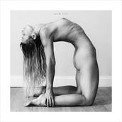 Yoga Art Nude Artistic Nude Photo by Photographer ArtbyScott74