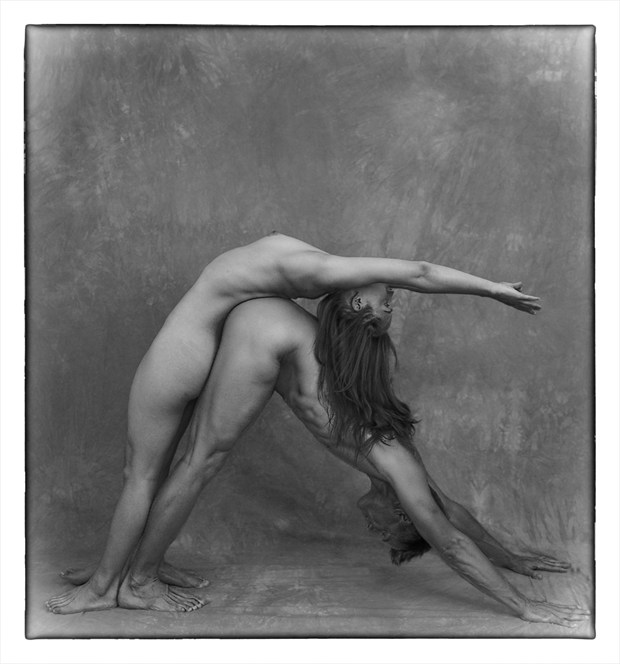 Yoga Artistic Nude Photo by Photographer pblieden
