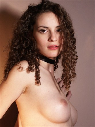 Yulia K. portait Artistic Nude Photo by Photographer Mike Smalley's Photographic Arts