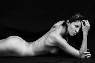 Yuliya  Artistic Nude Artwork by Photographer Marin Photo NYC