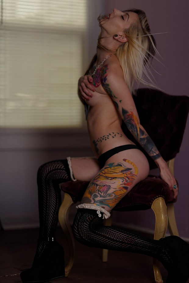 Zeiss Rules Tattoos Photo by Photographer Jerry Jr