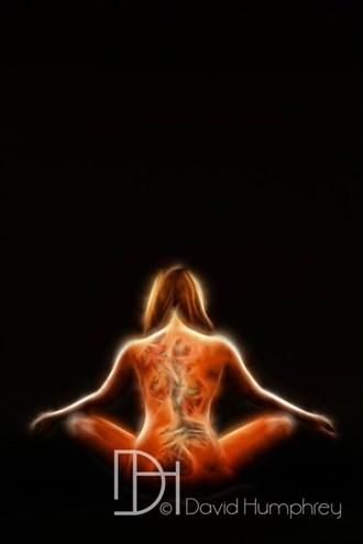 Zen Artistic Nude Photo by Photographer David Humphrey
