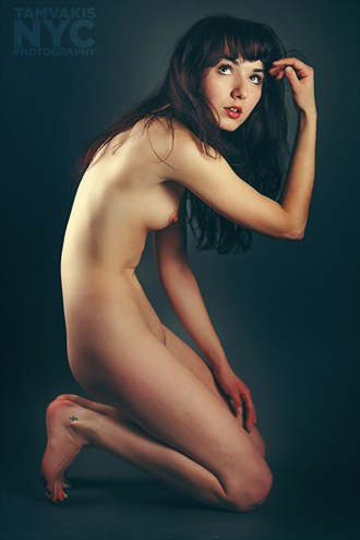 Zoe Artistic Nude Photo by Photographer Tamvakisphoto