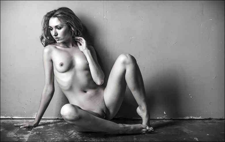 Zoe West Artistic Nude Photo by Photographer J Photoart