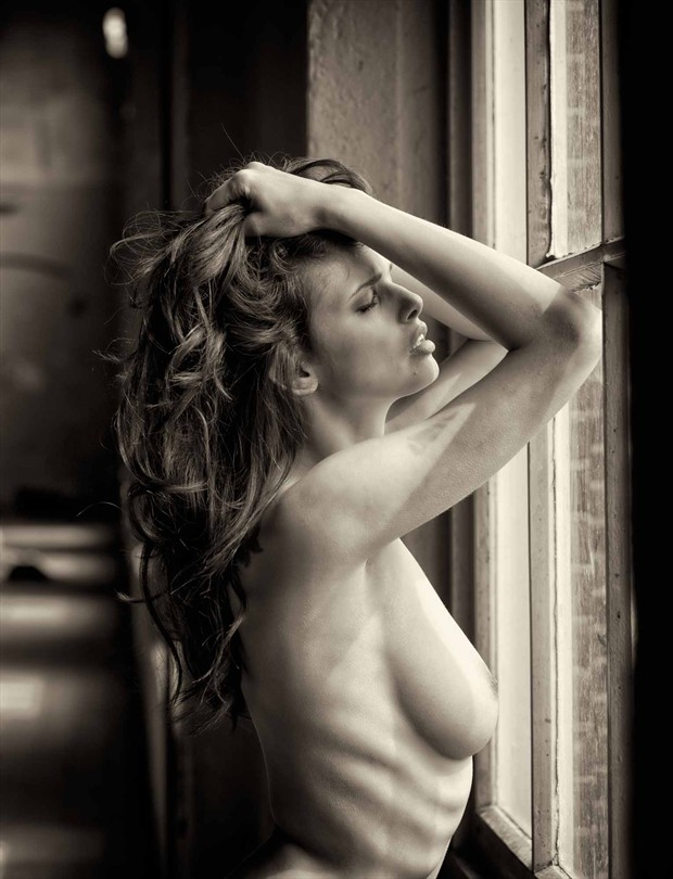 Zoi Artistic Nude Photo by Photographer BenErnst