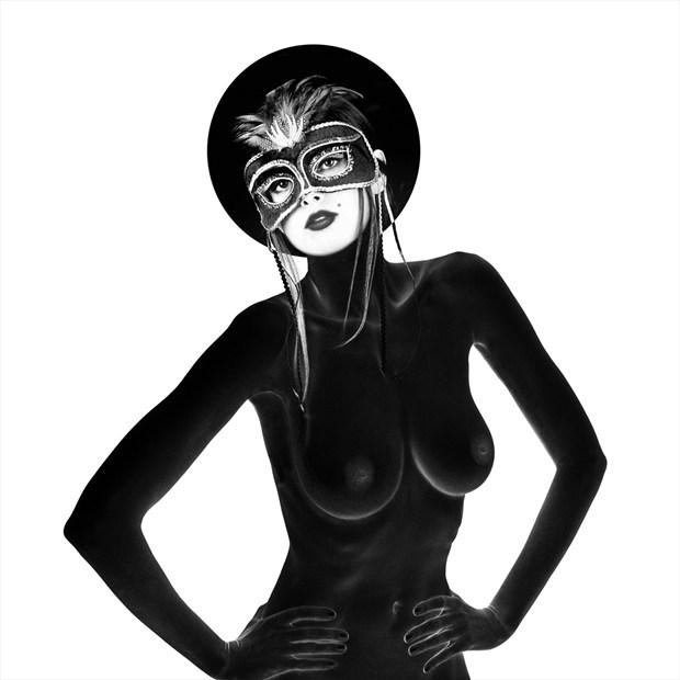 Zoi Artistic Nude Photo by Photographer RayRapkerg