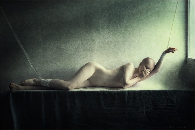 Zu Warten Artistic Nude Photo by Artist Daria Endresen