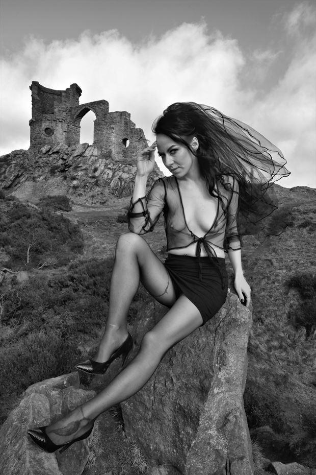 a bit of amy mood cosplay photo by model blackswann_portfolio