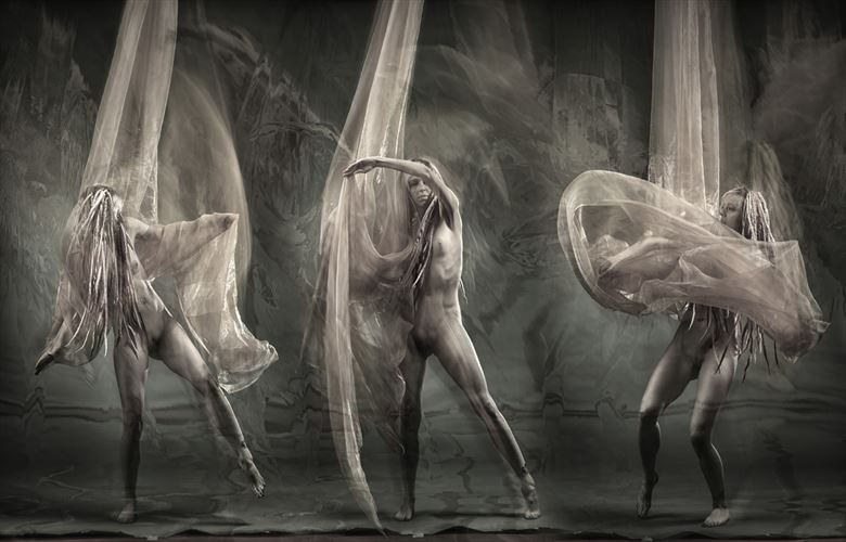 a dance to the movement of time glamour photo by photographer tom gore