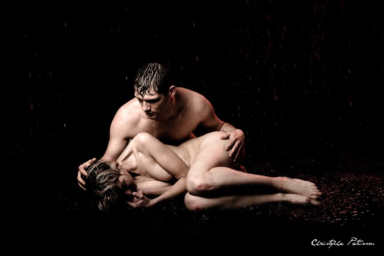 a deux artistic nude photo by photographer pose %C3%A9motions