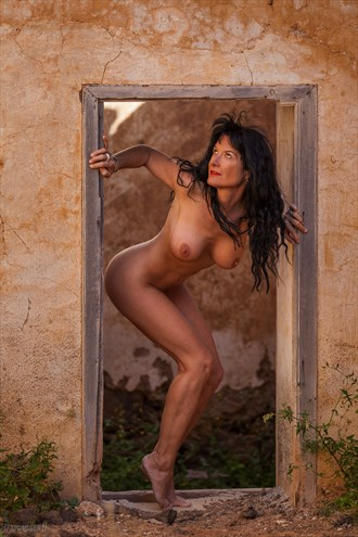 a door able  Artistic Nude Photo by Photographer xposures