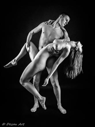 a fair maiden falls into my arms Artistic Nude Photo by Photographer DEZAU