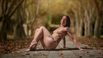 a good fall day sensual photo by photographer johnjanklet