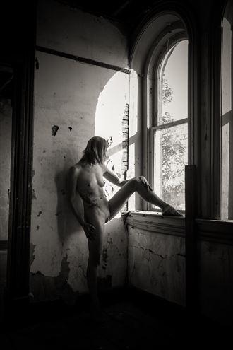 a leg up artistic nude photo by photographer garymphoto