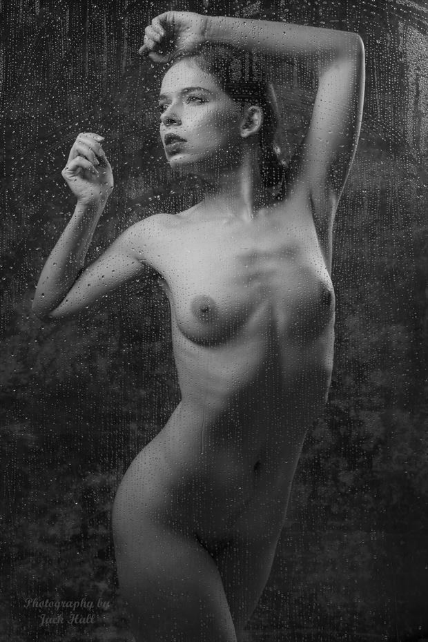 a little shower artistic nude photo by photographer jack hall