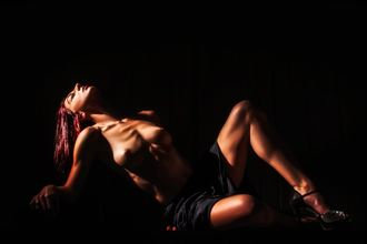 a nice pair artistic nude photo by photographer paul wright