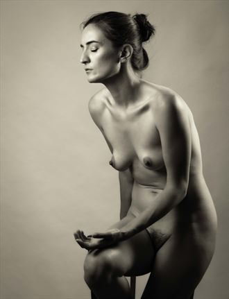 a silent prayer artistic nude photo by photographer excelsior