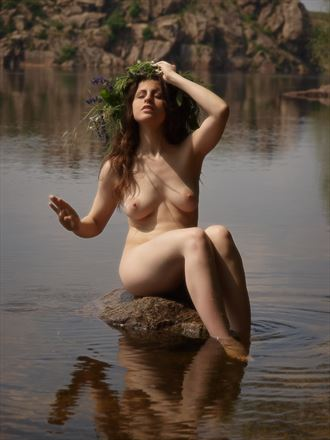 a spring melody artistic nude photo by photographer nobudds