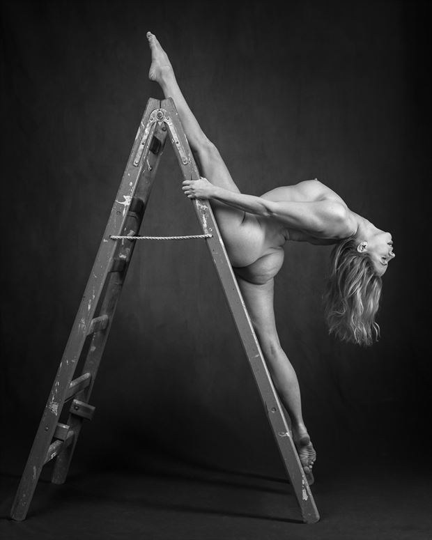 a step too far artistic nude photo by photographer niall