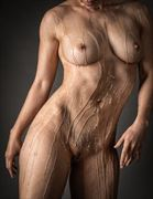 a sticky situation artistic nude photo by photographer rick jolson