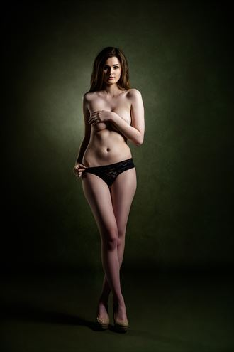 a stunning lady lingerie photo by photographer jonathan c