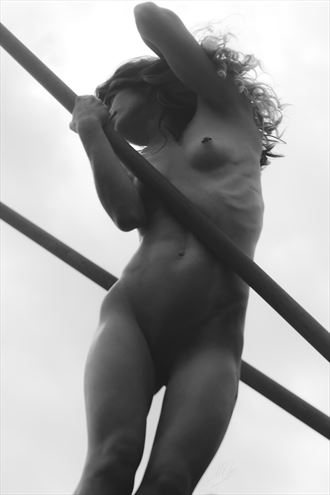 a thoughtful process artistic nude photo by artist todd f jerde