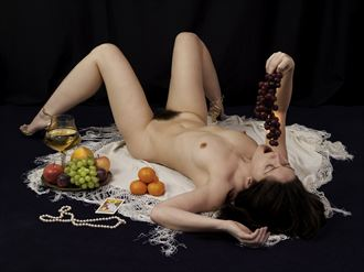 abandon artistic nude photo by photographer psychefineart