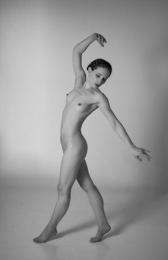 abby div artistic nude artwork by photographer daniel tirrell photo