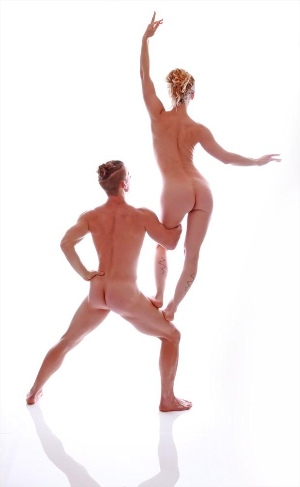 acro yoga 03 Artistic Nude Photo by Photographer Rusty Hann