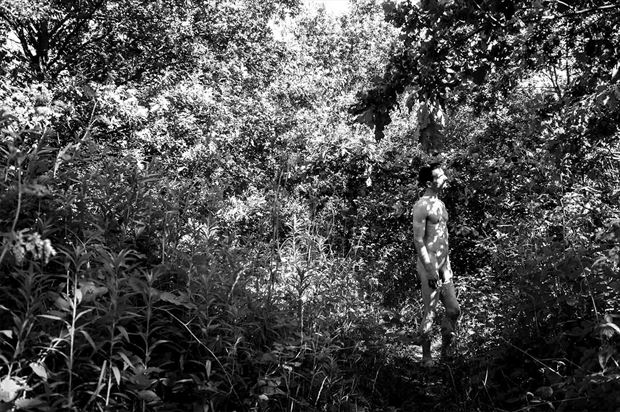 adam in eden artistic nude photo by model coma12