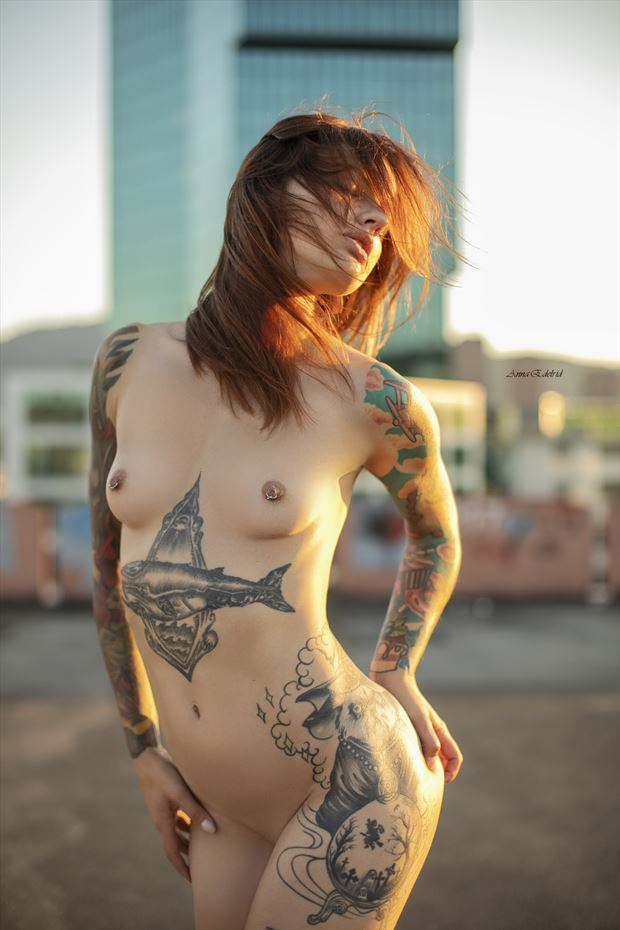addicted to sun tattoos photo by photographer anna edelride