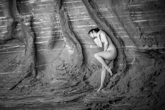 adventure with april shafer trail artistic nude photo by artist april alston mckay