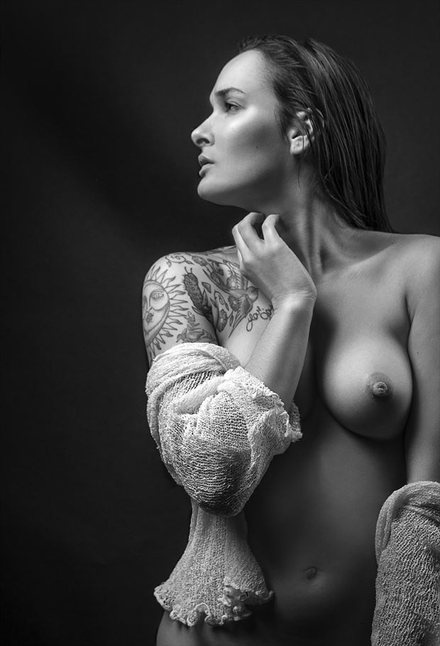 aeyonna sensual artwork by photographer dieter kaupp