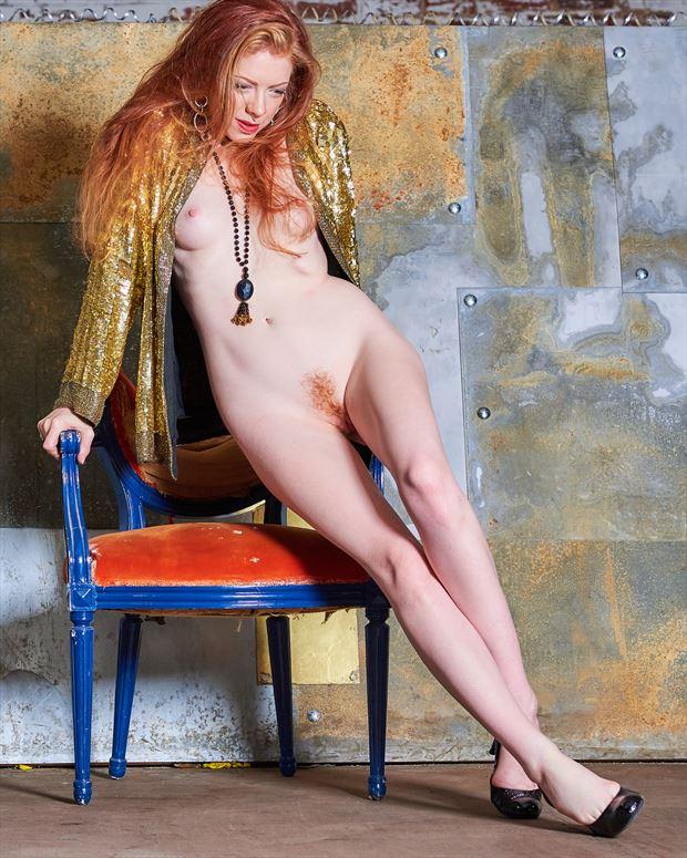 after klimt artistic nude photo by photographer teb art photo