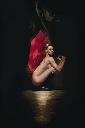 after the rain artistic nude photo by photographer omega photography