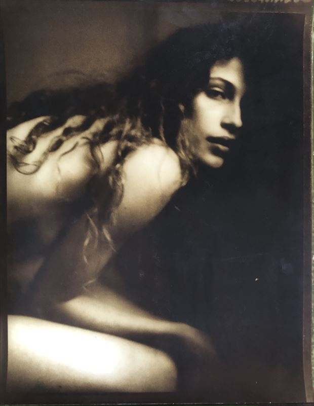 agathe artistic nude photo by photographer cheshire scott