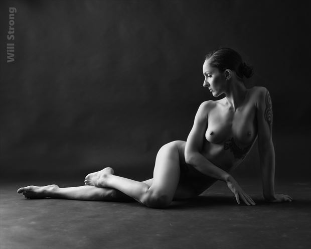 alex in repose artistic nude photo by photographer yb2normal