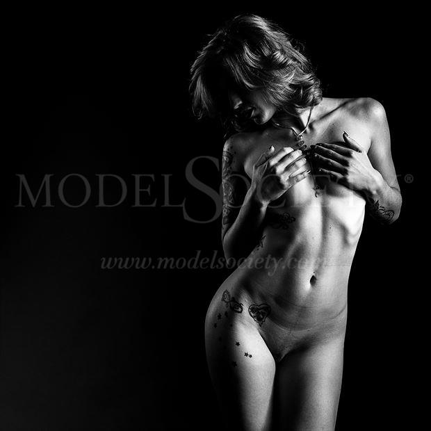 alice in the nude artistic nude photo by photographer depa kote