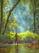 all this nature artistic nude photo by model avid light