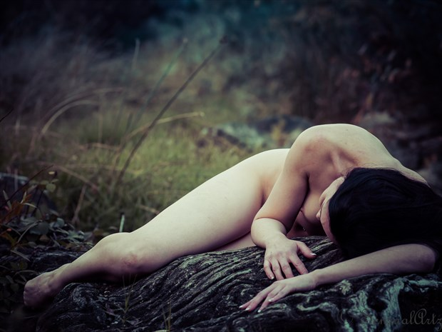 alone Artistic Nude Photo by Photographer Sensual Artz