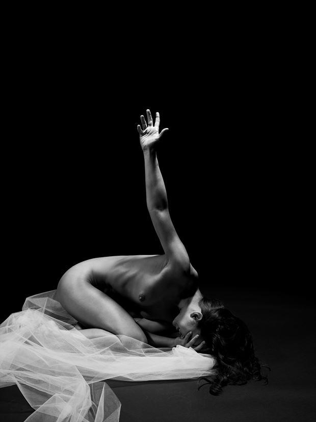 alone artistic nude artwork by photographer danielmeshel