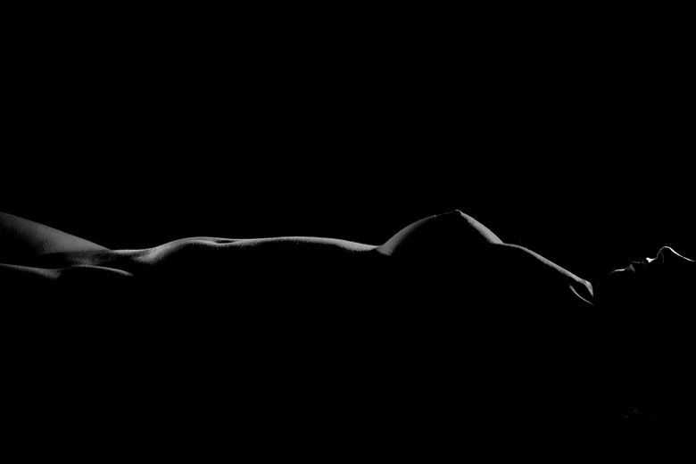 along the lines artistic nude artwork by photographer jgphotography