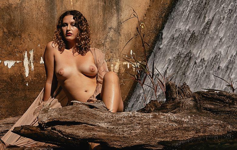 aloofness artistic nude photo by photographer 4theoneshot
