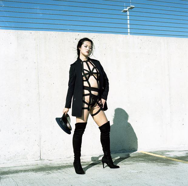 alternative model fashion photo by photographer notorious foto inc